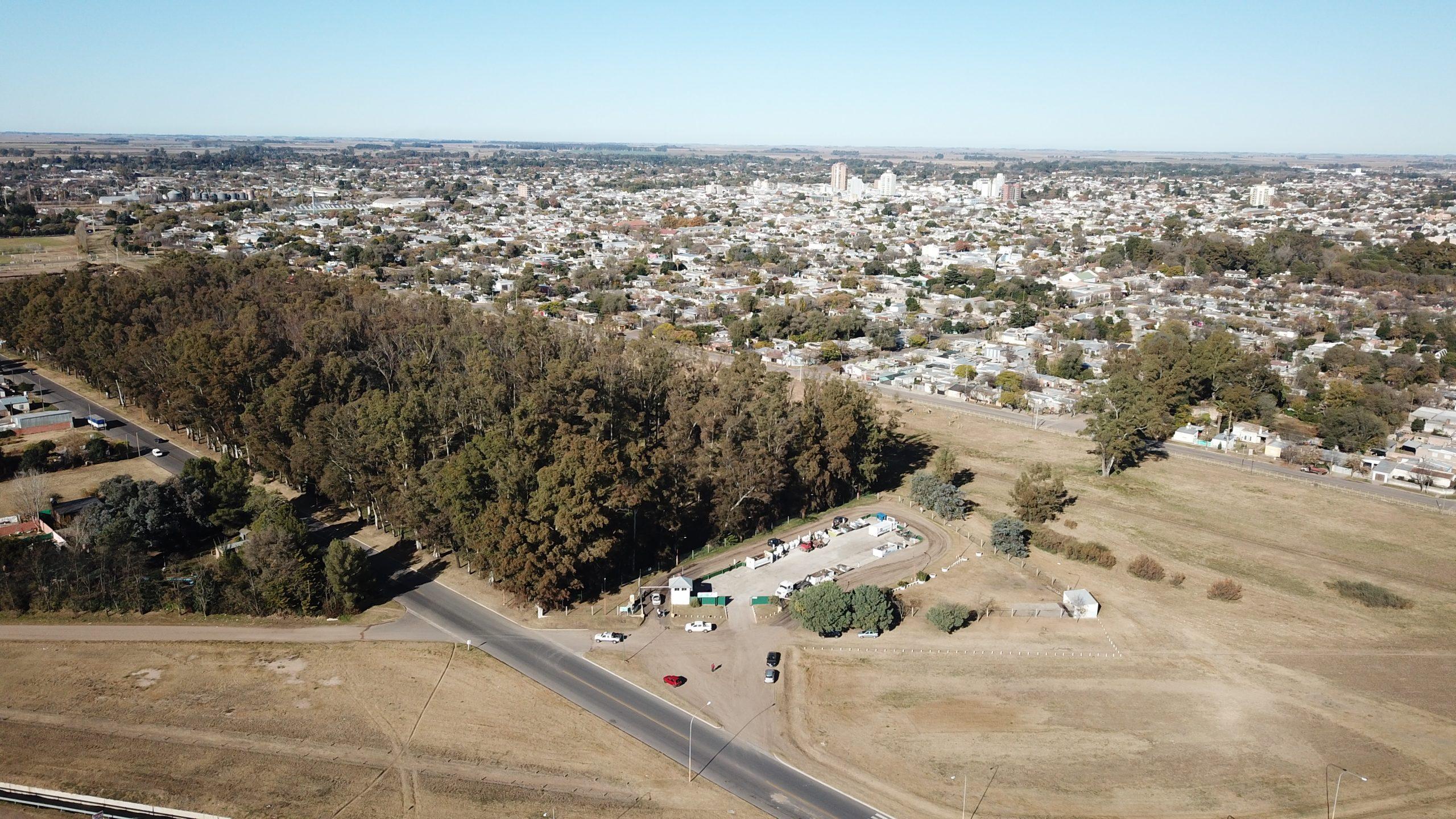 General Pico genera 90.000 kilos de basura por día: «Es una cifra muy alta y está relacionada con la capacidad de consumo de la ciudad», dijo Alberto Campo