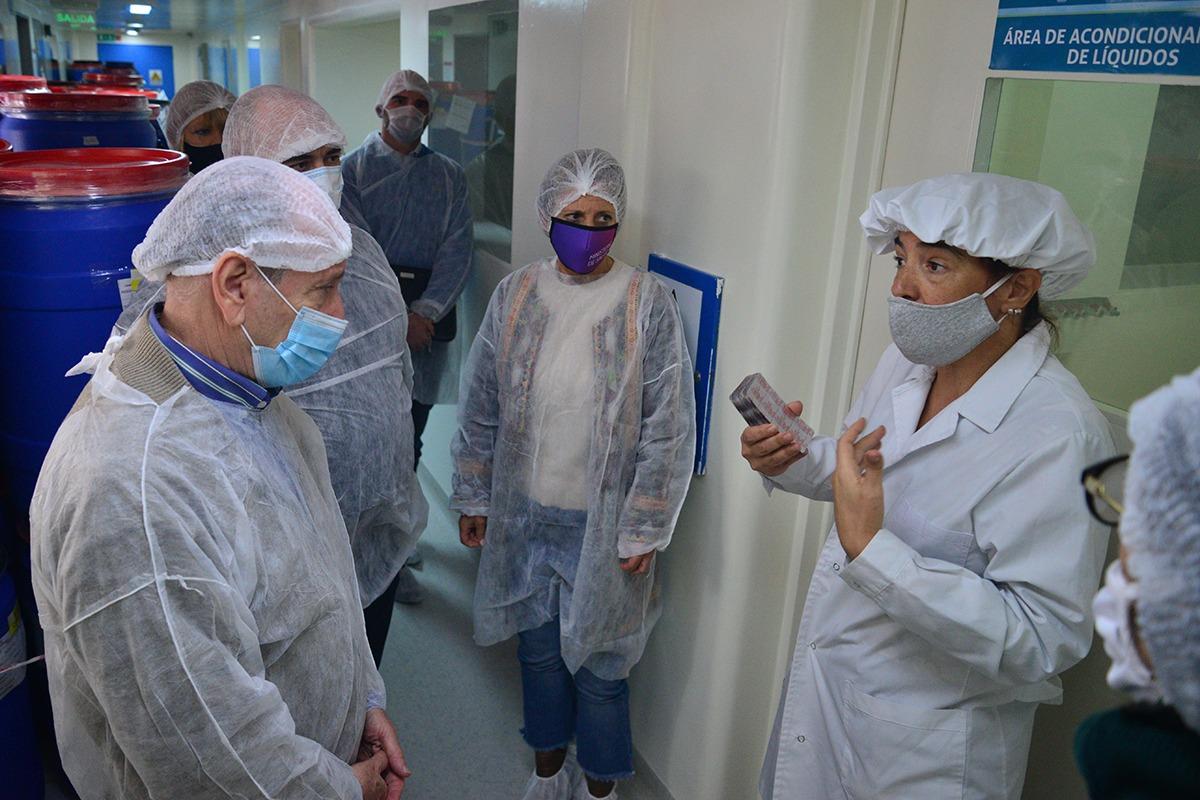 El Ministro de Salud viajó a San Luis para ajustar los protocolos sanitarios entre ambas provincias