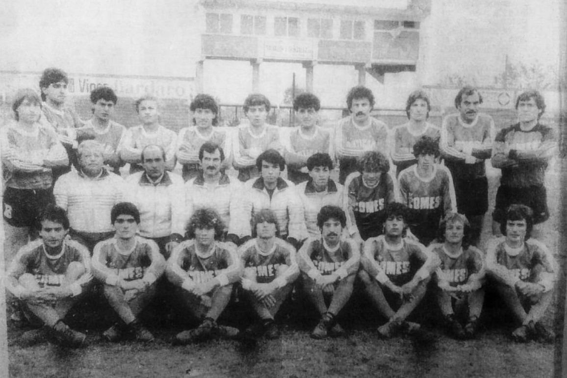 Hoy se cumplen 34 años del ascenso de Ferro de Pico al Nacional B