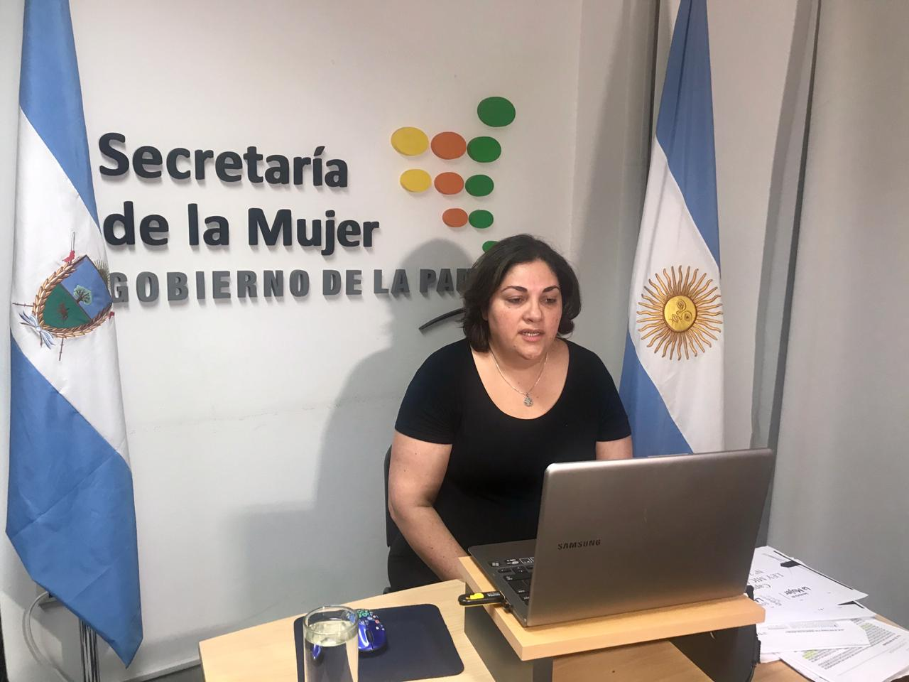 Masiva participación en capacitación Ley Micaela para el sector privado