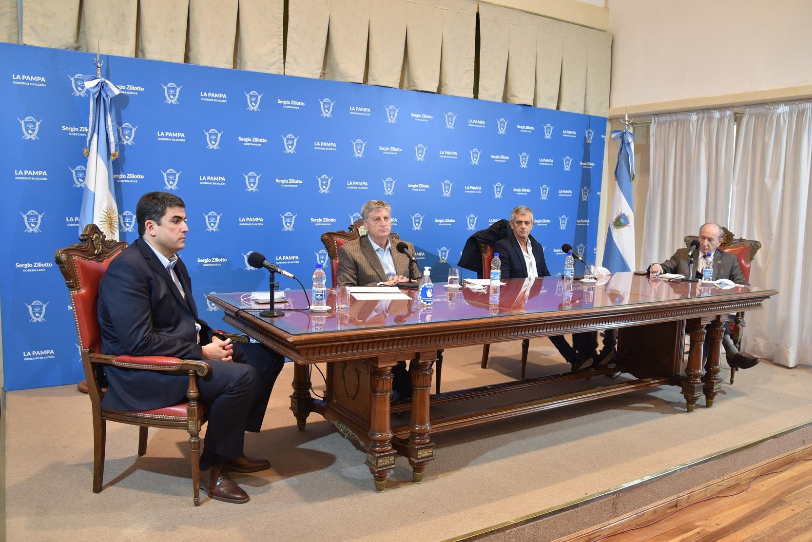 Se publicó el boletín oficial y ya rigen todas las nuevas actividades habilitadas en La Pampa