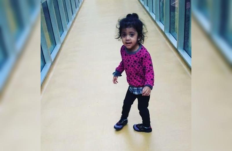 Una pequeña niña piquense necesita de la ayuda de todos: Se encuentra en el Garrahan y debe tomar una medicación de forma urgente que allá no se consigue