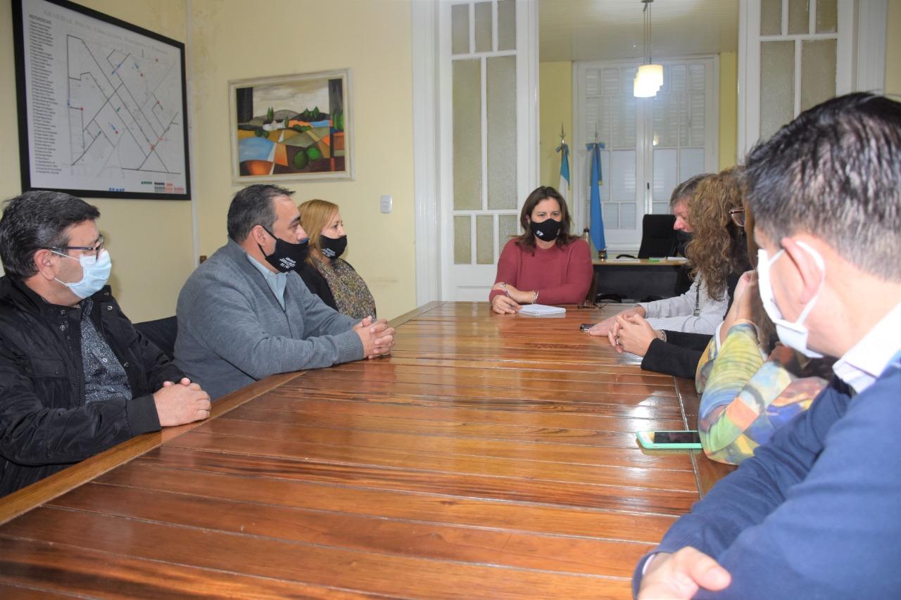 """Pastores evangélicos le pidieron a Fernanda Alonso """"volver a abrir los templos para más gente"""""""