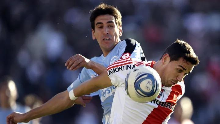 """A 9 años del descenso de River, el defensor Alexis Ferrero habló de los arbitrajes: """"Pasaron cosas raras, contra Boca 4 ó 5 penales no cobrados, queda un manto de duda"""""""