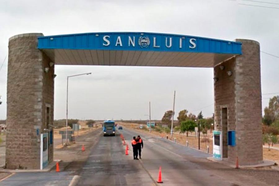 Tránsito entre La Pampa y San Luis: Se tramitaron 1.341 permisos para que 1.887 personas puedan trasladarse entre ambas provincias