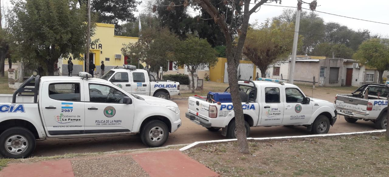 Luan Toro: Allanan domicilios por un caso de caza ilegal, recuperan una cámara de vigilancia y detienen a los autores