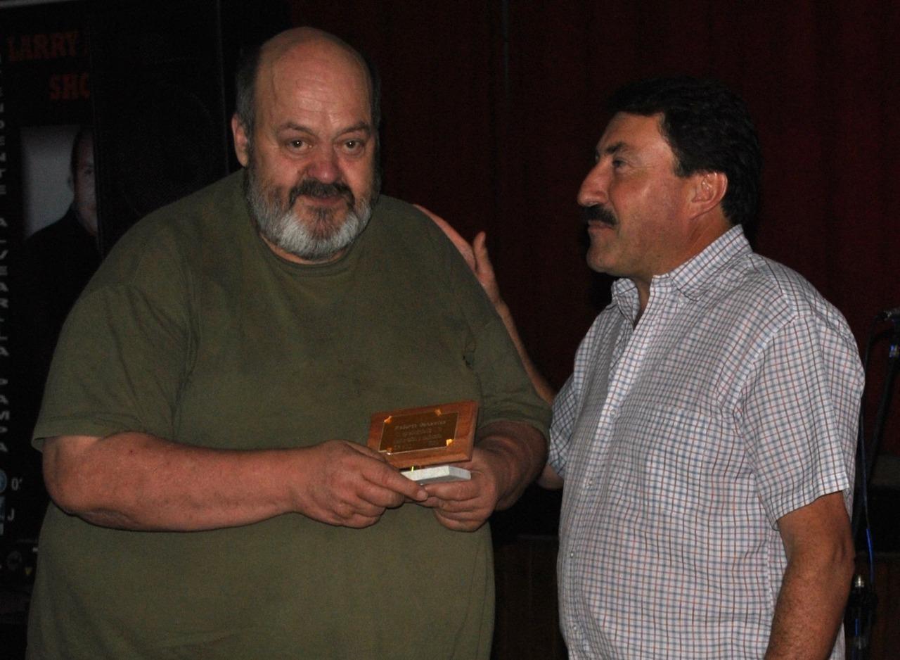 """Falleció el reconocido historiador y periodista Roberto """"Homero"""" González"""