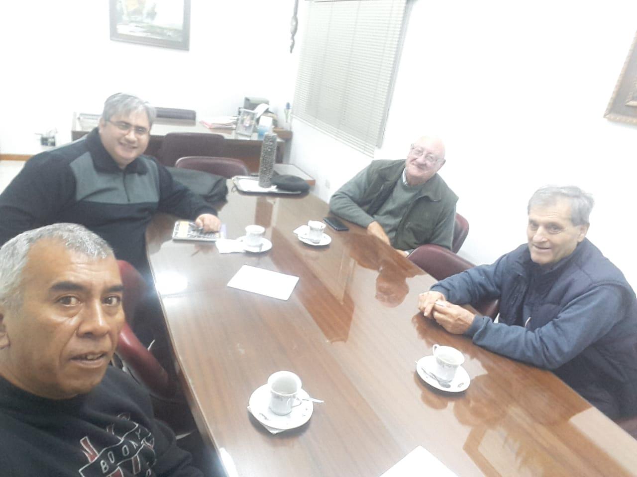 Norberto Amateis es el nuevo secretario de la Asociación Historiadores del Norte Pampeano