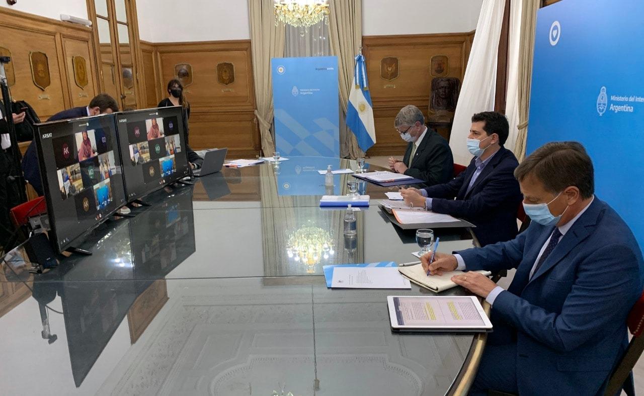 """Mendoza activó el mecanismo de laudo presidencial por Portezuelo: Se hará """"ante la insistencia de La Pampa de un nuevo estudio de impacto ambiental"""" dijo el gobernador Rodolfo Suárez"""