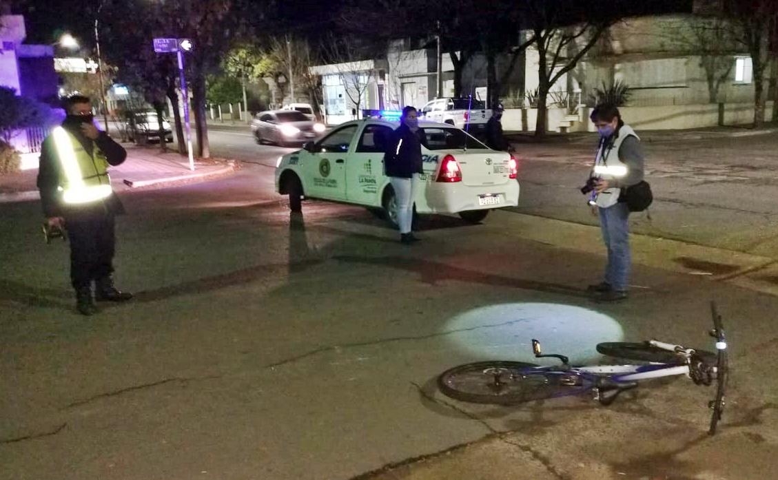 La mujer atropellada y abandonada en la calle presenta un embarazo de 3 meses y se encuentra en terapia intensiva