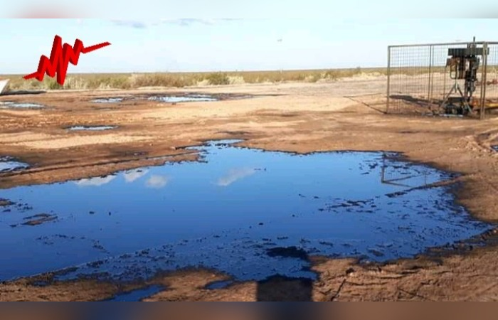 25 de Mayo: Hubo derrames en zonas petroleras por la desafectación de empresas pampeanas de servicios
