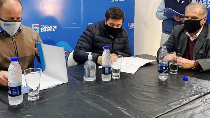 Martín Insaurralde reveló que tiene Coronavirus: Hace dos días estuvo con Daniel Arroyo y éste último se reunió con Alberto Fernández