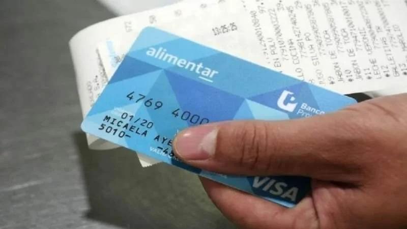 Tarjeta Alimentar: Mirá el cronograma de acreditación de fondos para este mes
