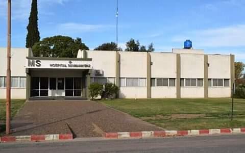 El Hospital Reumann Enz de Intendente Alvear cumple 79 años