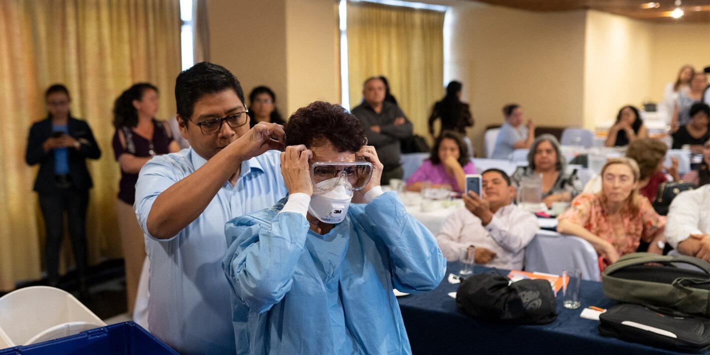 La Pampa capacitará a equipos de Salud de distintas provincias