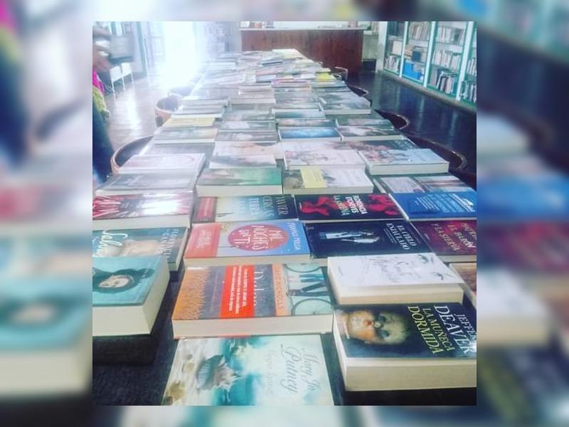"""Pronto llegarán los libros adquiridos con el Programa """"Libro%"""" de CONABIP a la Biblioteca de Intendente Alvear"""