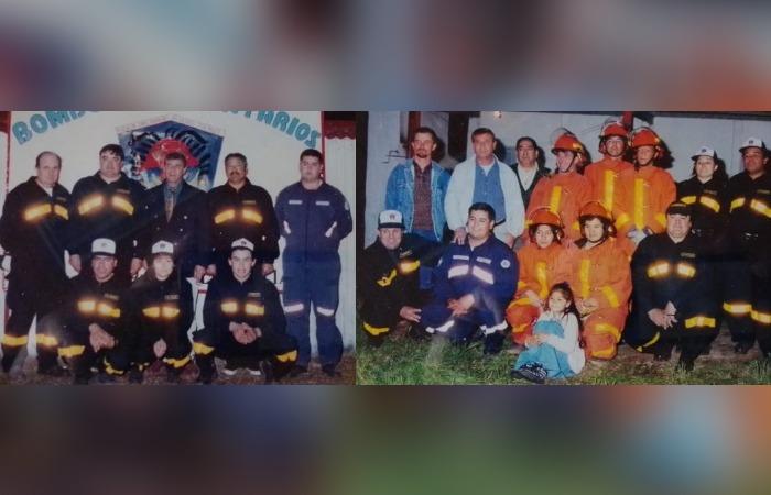El cuartel de Bomberos de Alta Italia cumple hoy 17 años