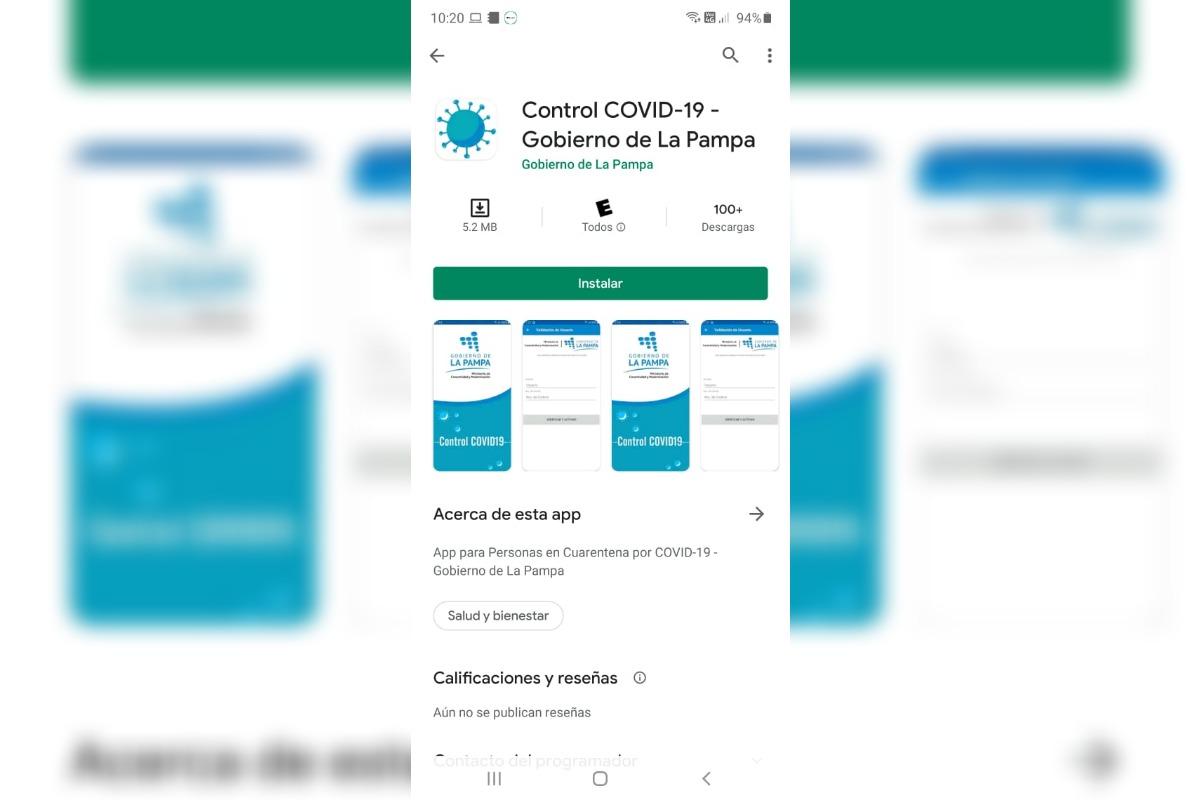 La Pampa creó app para el control epidemiológico de quienes regresan a la provincia