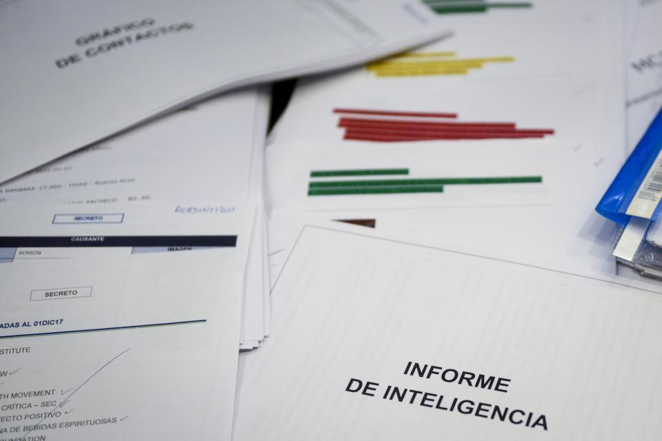 El rector de la UNLPam y de otras universidades se manifestaron sobre denuncia de la AFI sobre espionaje ilegal