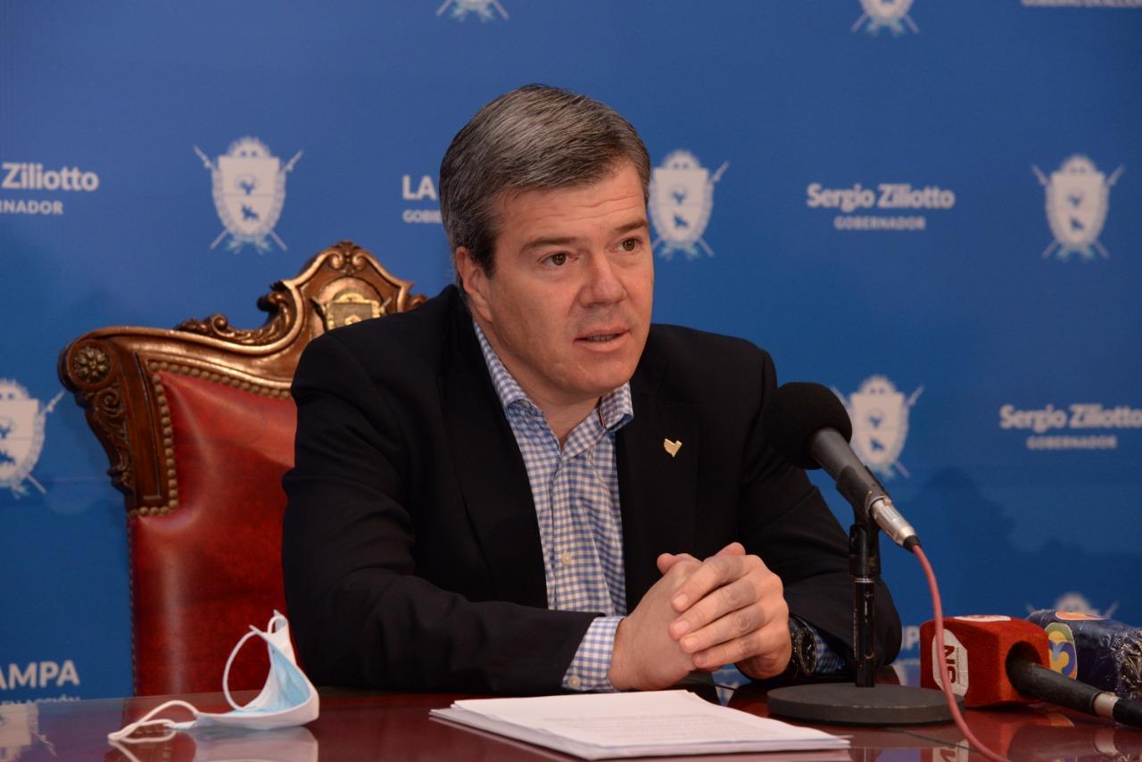 """Los datos sobre la pobreza en La Pampa """"son dolorosos"""", dijo el Ministro de Desarrollo, Diego Álvarez"""