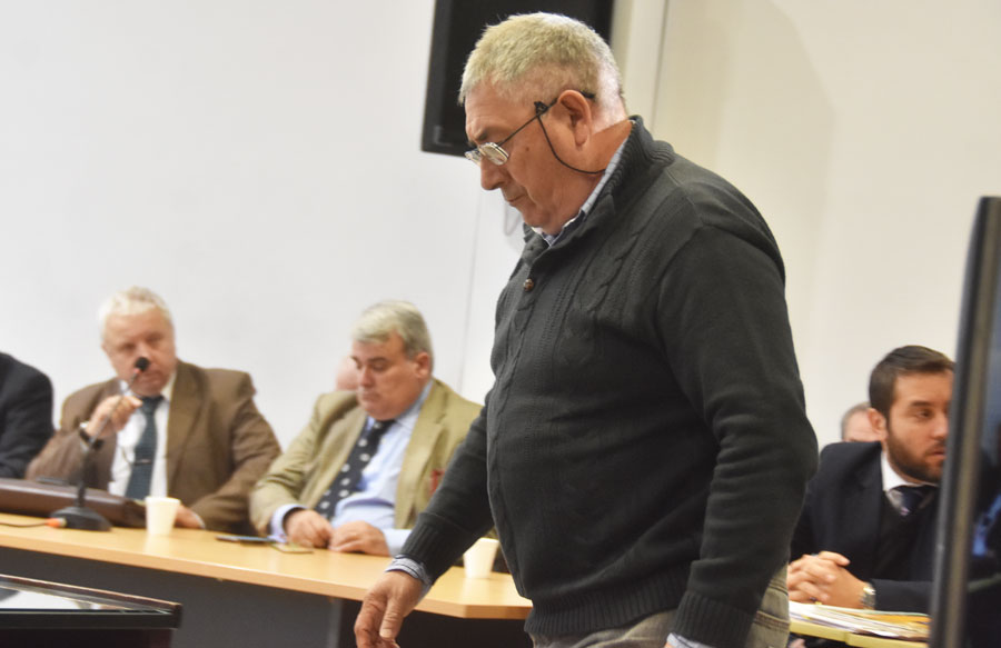 Le otorgaron libertad condicional al represor Miguel Ochoa:  el subsecretario Fasce pidió el cumplimiento de toda la condena