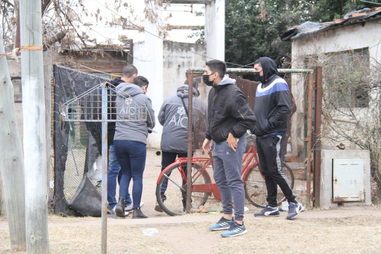 En un rápido movimiento policial recuperan moto robada en el barrio Federal