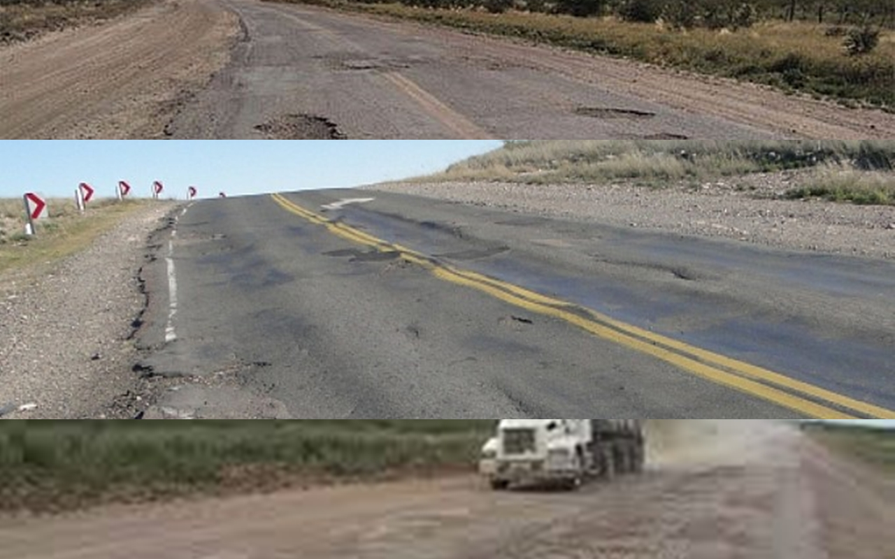 El gobierno pampeano destina 5.460 millones de pesos para obras y rutas