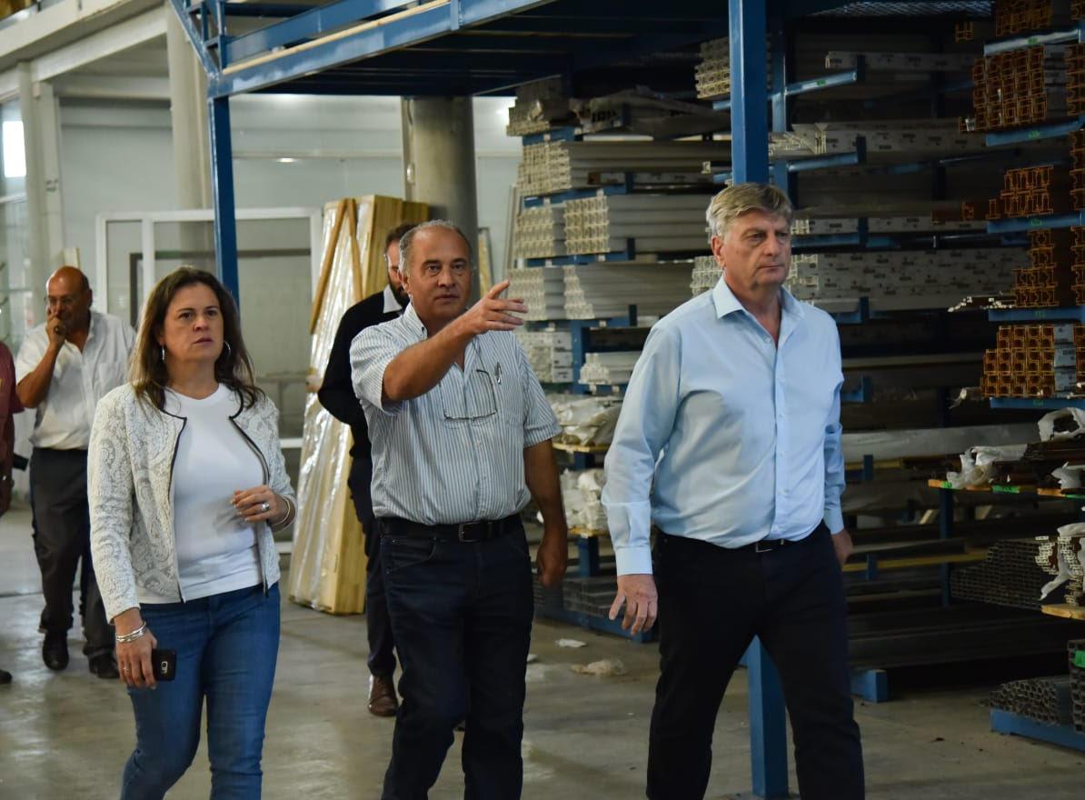 Ampliarán el Parque Industrial de General Pico sobre ruta provincial 4