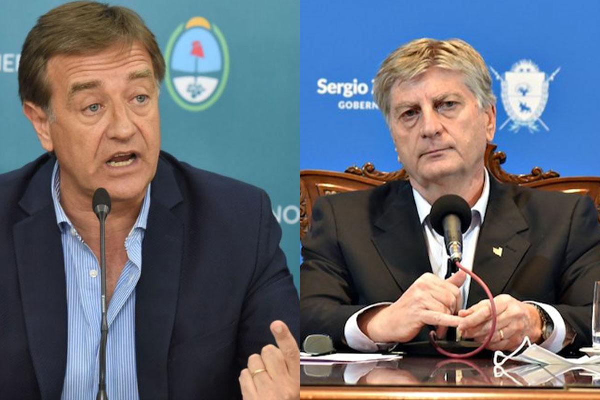 Cruce entre los gobernadores de Mendoza y La Pampa por la obra hidroeléctrica Portezuelo del Viento