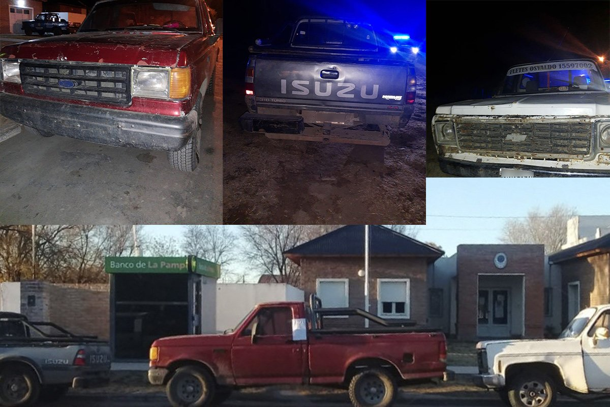 La policía de Castex notificó a 14 personas por diversas contravenciones y retuvo 3 vehículos