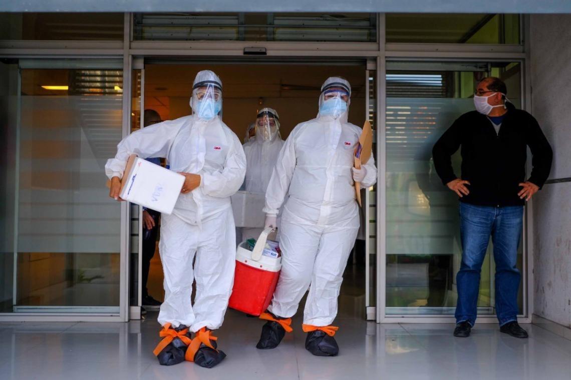 Confirmaron 53 muertes y 5.241 nuevos casos de Coronavirus en Argentina