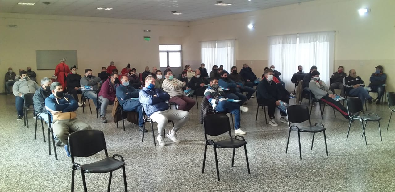 Se realizaron 88 hisopados a transportistas de Quemú, Miguel Cané, Caleufú, Arata y Trenel