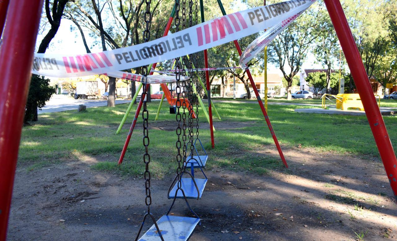 La Pampa: el Gobierno prohibió las actividades sociales en espacios públicos