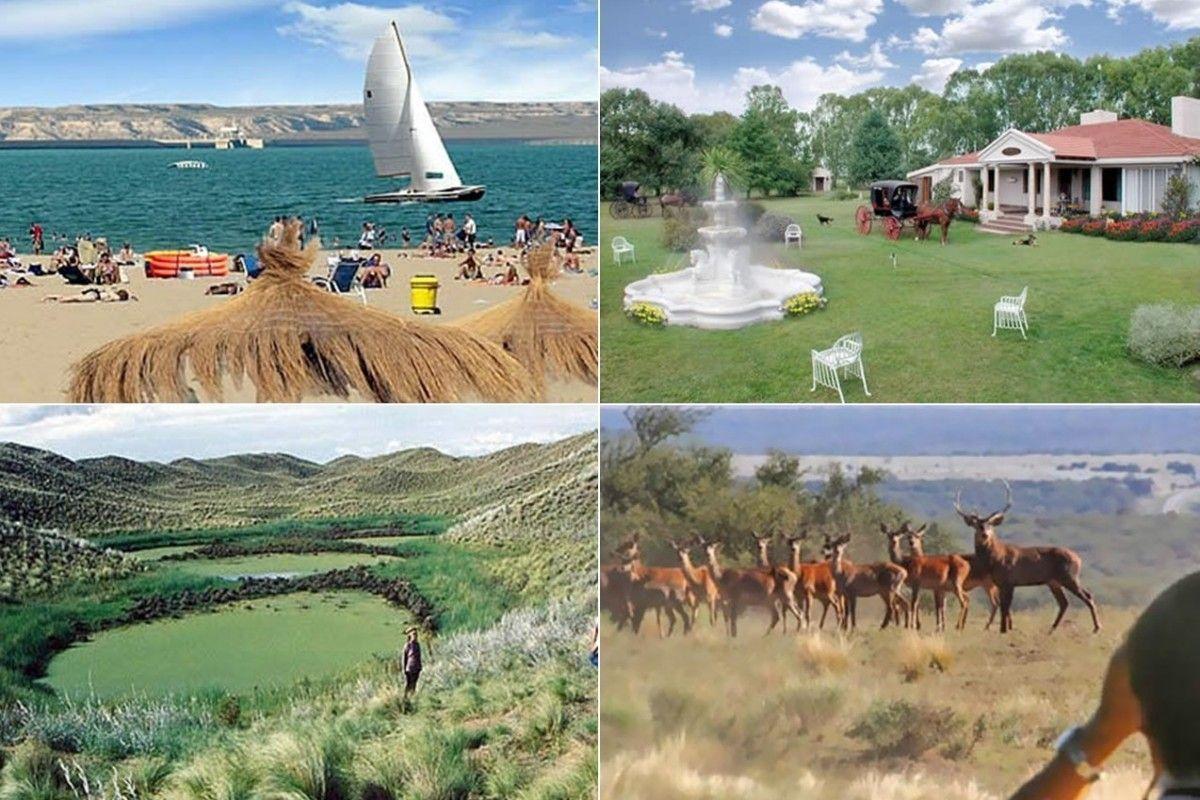 ¡Buenas Noticias! La Pampa habilitó la hotelería y el turismo interno