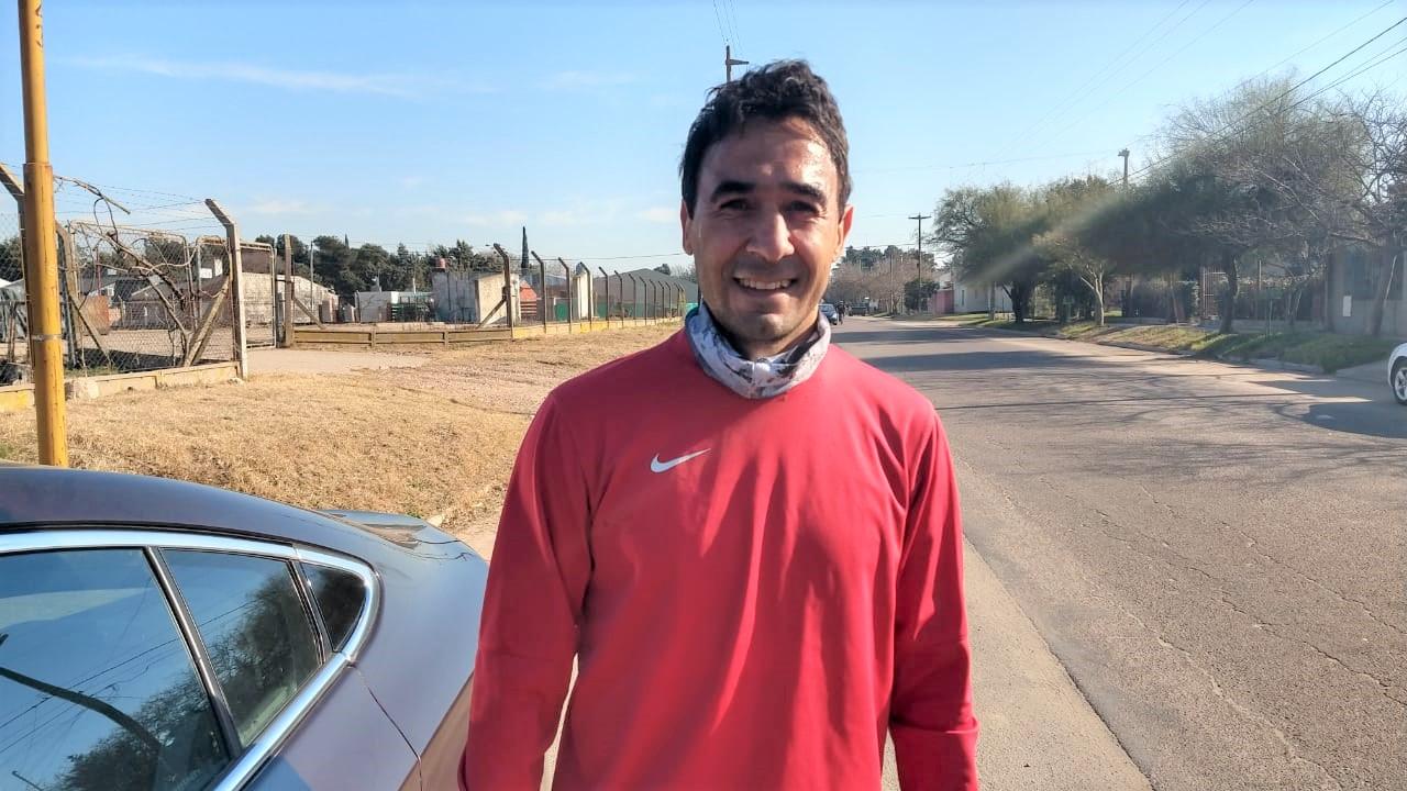 El piquense Marcos Gelabert será nuevo jugador de Gimnasia de Mendoza