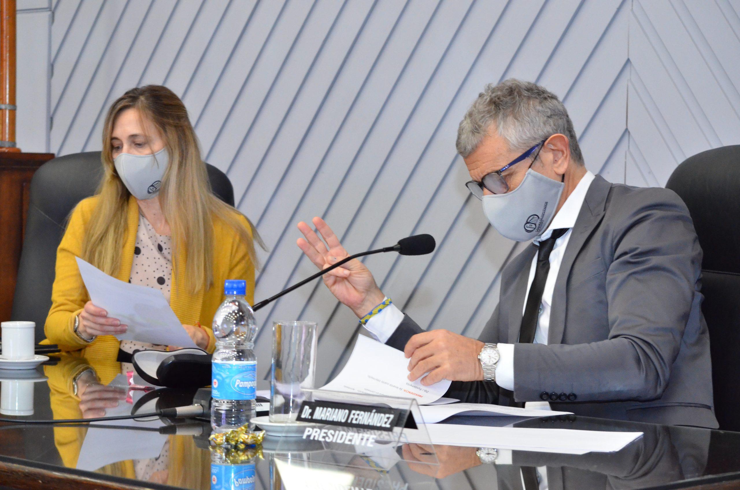 Cámara de Diputados: Aprobaron designaciones y hubo fuerte debate sobre el rol del Banco de La Pampa