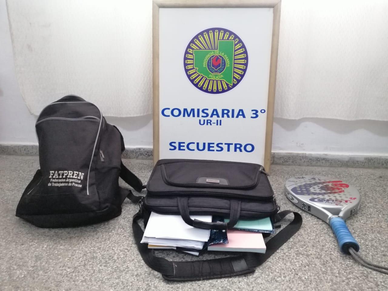 Allanamiento por el robo al trabajador de La Reforma: Detuvieron a un hombre y recuperaron $ 5.200 pesos
