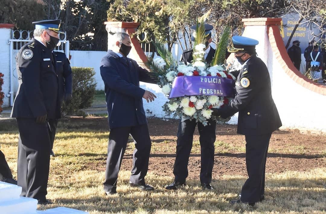 Acto Homenaje a los Policías Federales Caídos en cumplimiento del Deber