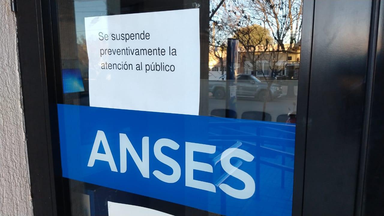 Suspenden de manera preventiva la atención al público en las oficinas de ANSES