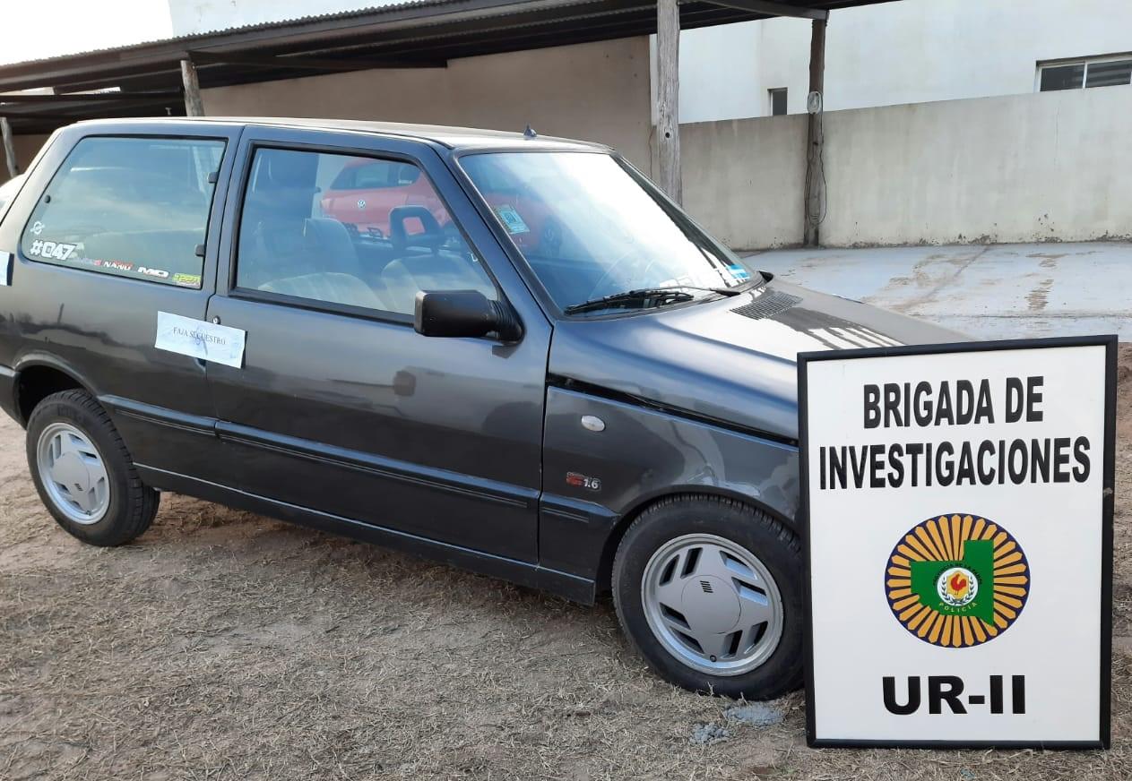 Recuperan un auto que tenía pedido de secuestro