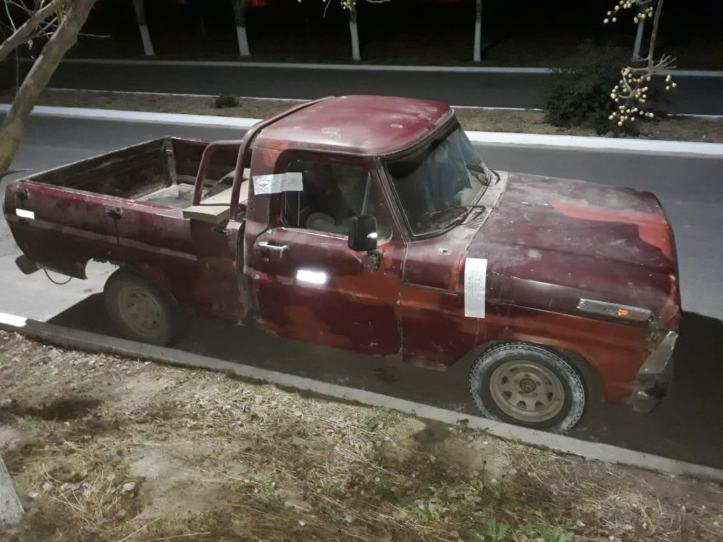 Policía de Castex demoró a dos cazadores en Rucanelo y una camioneta se dio a la fuga
