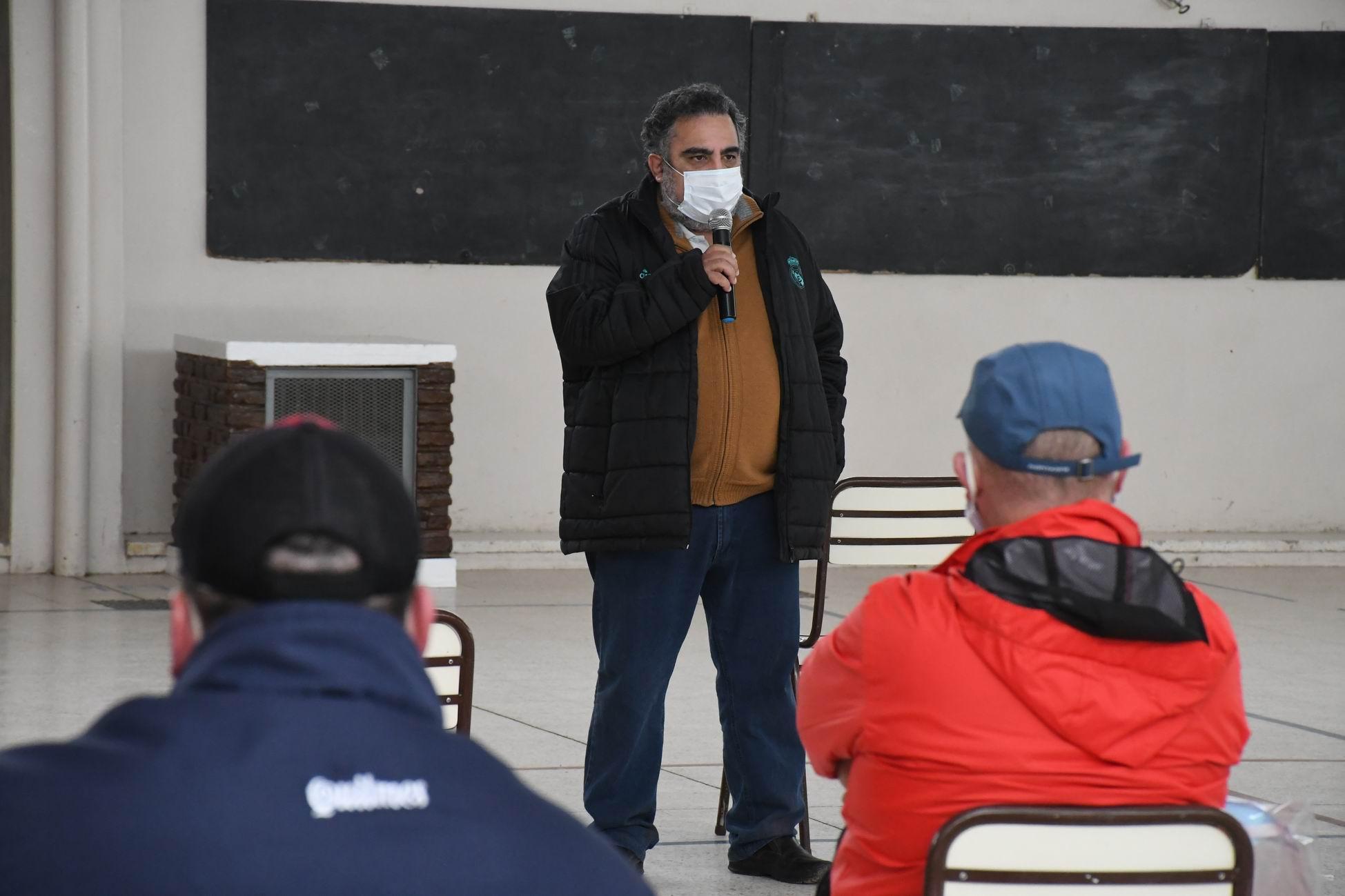Salud alerta a los vecinos de General Pico que hayan estado en los últimos días en Intendente Alvear y tengan síntomas de Covid-19 para que llamen al sistema sanitario