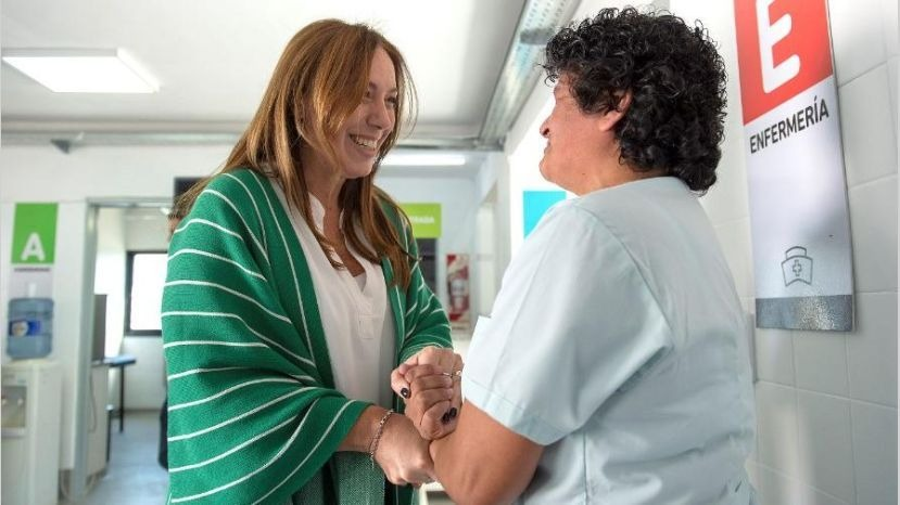 """María Eugenia Vidal recibió el alta definitiva luego de tener Coronavirus: """"Cada uno ayudó a curarme"""""""