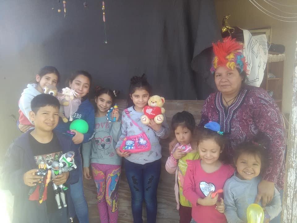 La Casita de la Diversidad de General Pico necesita donación de leche, chocolate, galletitas, juguetes y globos