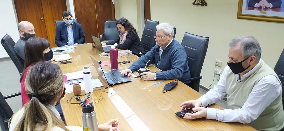 """Reunión para intendentes por el """"Mi Casa II"""": Las inscripciones y reinscripciones online comenzarán el próximo martes"""