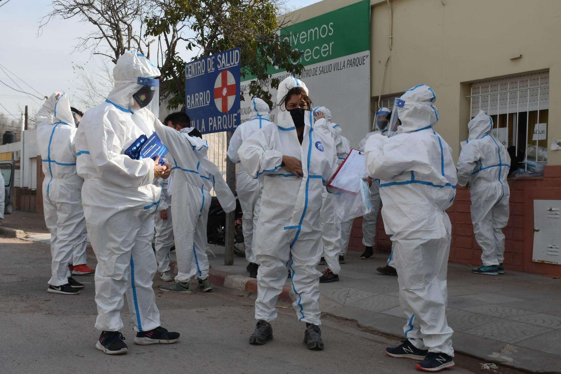 Desde Nación quitaron a La Pampa de la lista de zonas de transmisión comunitaria de Coronavirus