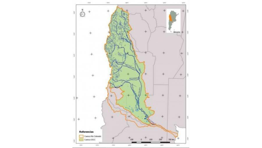 Se reactivó la comisión de la cuenca del río Desaguadero-Salado-Chadileuvú-Curacó