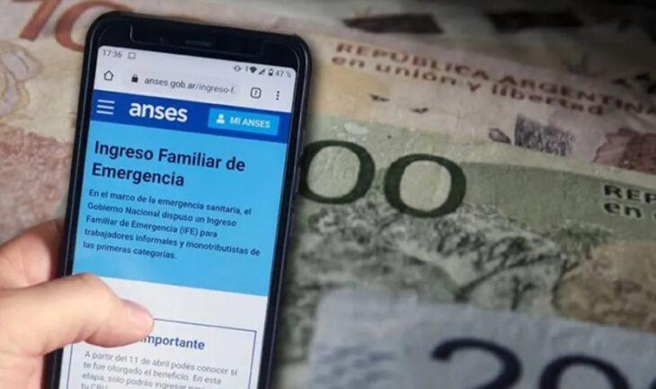 Mañana empieza el pago del Ingreso Familiar de Emergencia por banco
