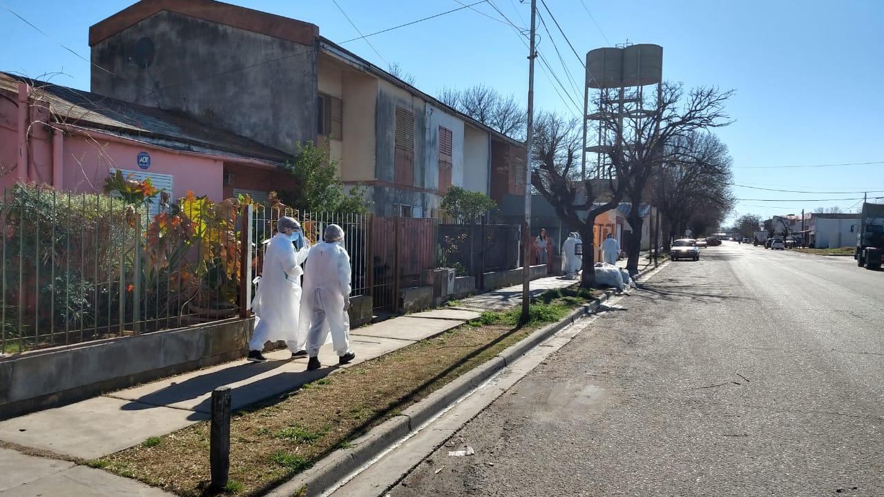 Datos de COVID-19: General Pico continúa siendo la ciudad con más casos y hay más de 4.900 personas aisladas en toda La Pampa