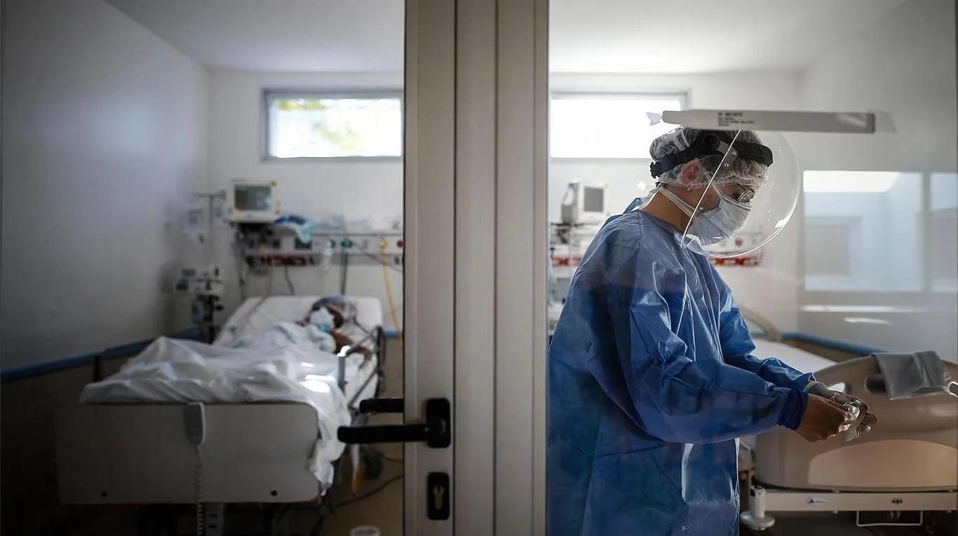 Hoy se confirmaron 345 muertes y 12.701 nuevos casos de Coronavirus en Argentina